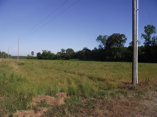 Tennessee Land Creek, Build Use : Selmer : McNairy County : Tennessee