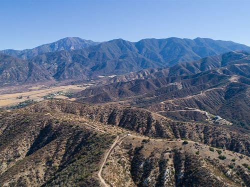 Yucaipa Acreage : Yucaipa : San Bernardino County : California
