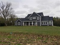 Rural Home on 15 M/L Acres Ray Cou : Richmond : Ray County : Missouri