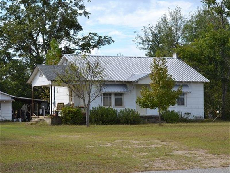 Dunworkin Farm : Bartow : Johnson County : Georgia