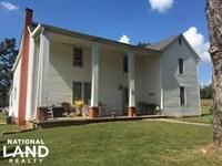 Round Island Creek Farm : Athens : Limestone County : Alabama