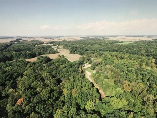 Kingman Hunting Retreat Near Turkey : Kingman : Fountain County : Indiana