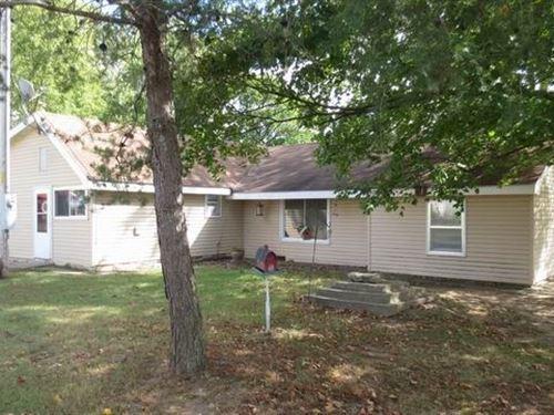 Country Home Vernon County : El Dorado Springs : Vernon County : Missouri