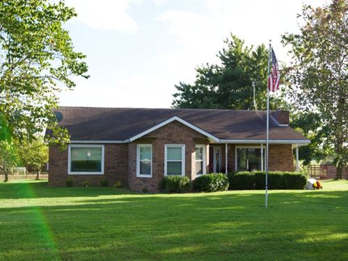 Hobby Farm In Rogersville Mo : Rogersville : Christian County : Missouri