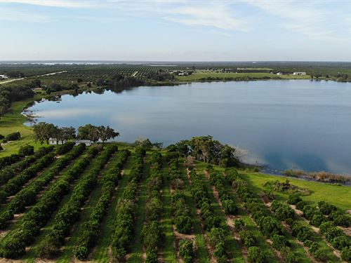 Silver Lake Lakefront Development : Frostproof : Polk County : Florida