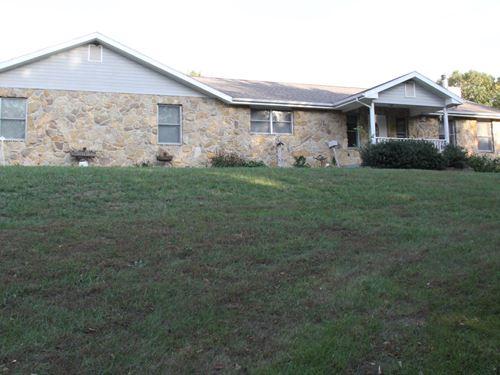 Home in Jackson County Kansas : Mayetta : Jackson County : Kansas