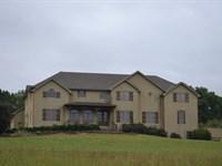 Elegant Country Home In Missouri : Marshfield : Webster County : Missouri
