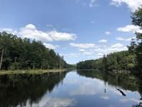 On Maple Lake : Ohio : New York County : New York
