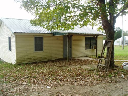 Hobby Farm,Hunting Land With Cabin : Marble Hill : Bollinger County : Missouri