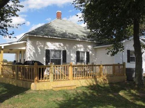 Country Home Vernon County : Walker : Vernon County : Missouri