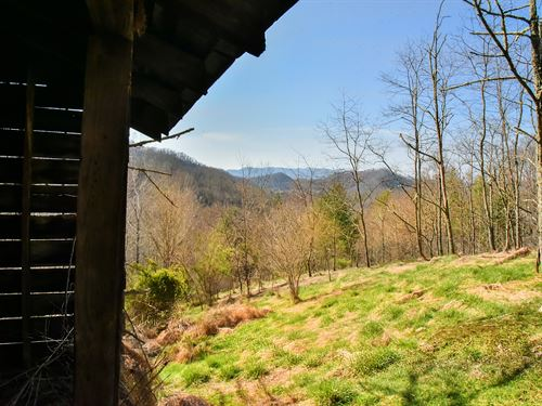 Higgins Hollow Homestead : Burnsville : Yancey County : North Carolina