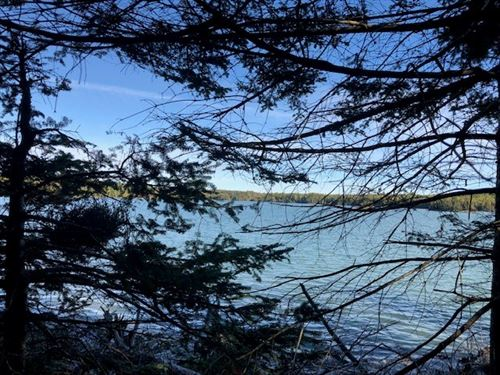 Waterfront Land Parcel Lubec, Maine : Lubec : Washington County : Maine