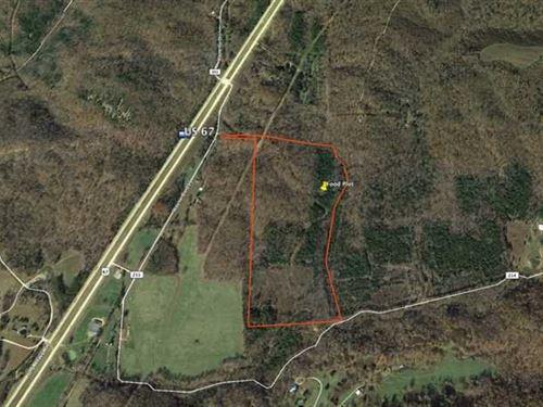 61 Acres For Sale in Wayne County : Lodi : Wayne County : Missouri