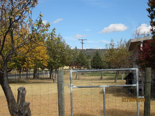 1974 Manufactured Home 3Bed/2Bath : Alturas : Modoc County : California