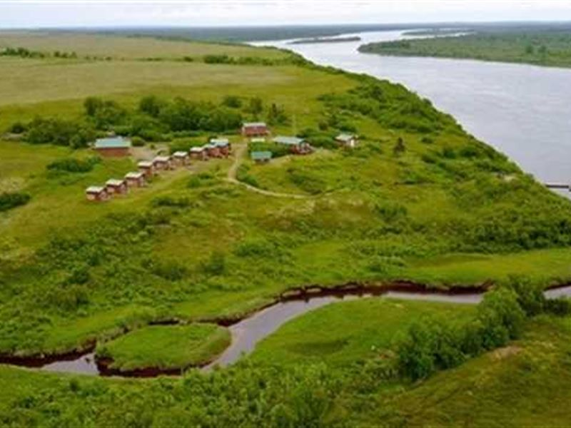 Remote Fishing Lodge & Cabin Busin : Dillingham : Dillingham Borough : Alaska