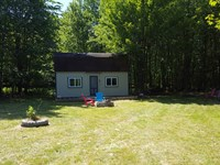 Secluded Camp On 6 Acres : Sherburne : Chenango County : New York