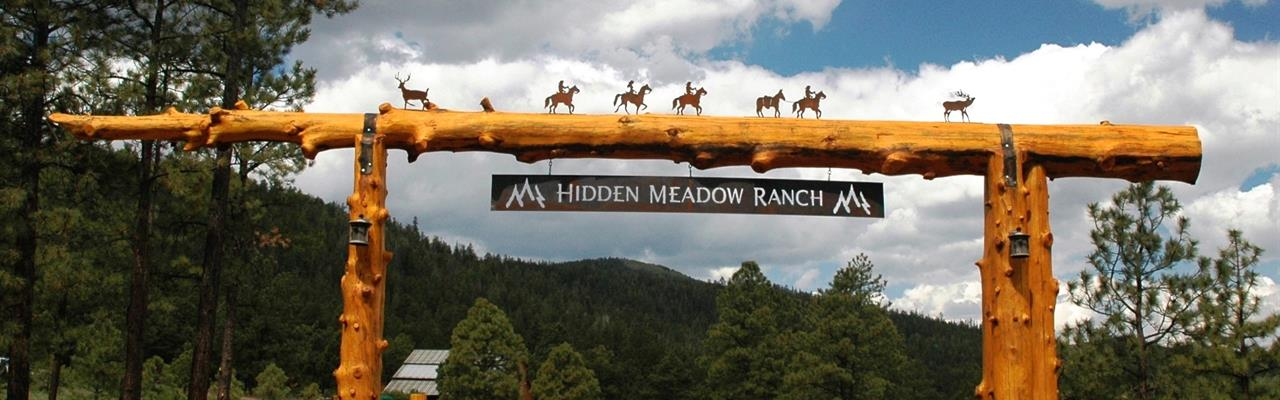 Hidden Meadow Ranch Auction : Greer : Apache County : Arizona