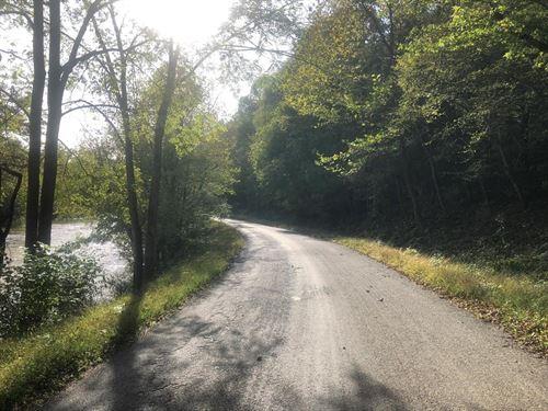 Hunting Fishing Land Saltville VA : Saltville : Washington County : Virginia