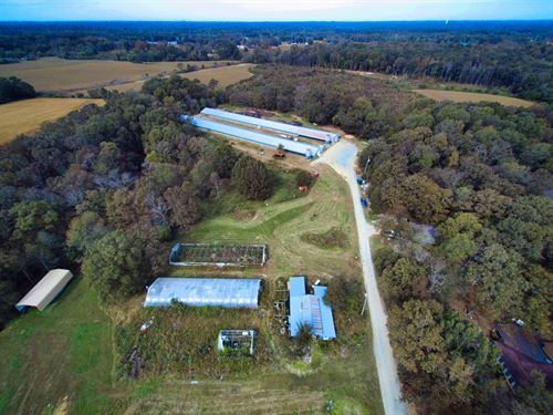 Farm And Home in Union County NC : Indian Trail : Union County : North Carolina