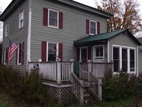 Home With Horse Barn And Shop : Pharsalia : Chenango County : New York