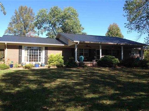 33 Acres, 3Br, 2Ba Home in 3260 Hw : Attalla : Etowah County : Alabama