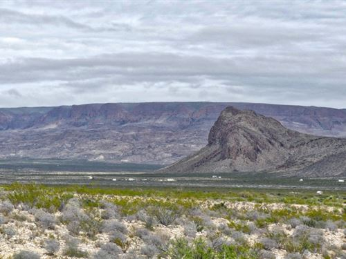 Terlingua Ranch Tract 8857 : Terlingua : Brewster County : Texas