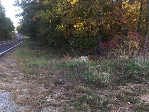 Land Missouri, Hunting, Building : Bucyrus : Texas County : Missouri