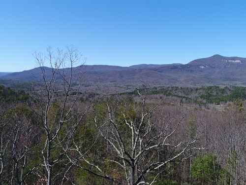Surrounded Mountain Views : Pickens : South Carolina