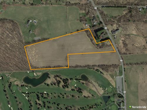 14 Acre Split Lot To Build : Cazenovia : Onondaga County : New York