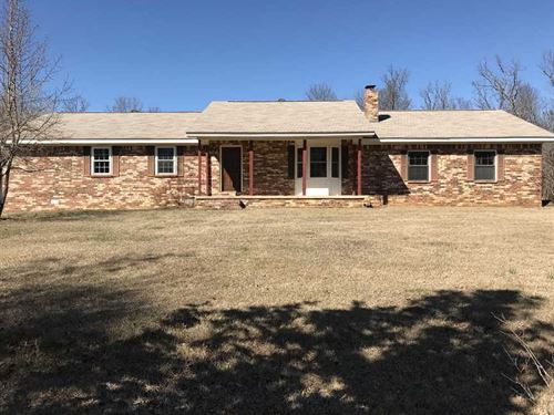 5 Acres With Home, Two Car Gar : Midway : Baxter County : Arkansas