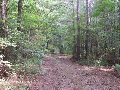 130 Acres In Yalobusha County In Oa : Oakland : Yalobusha County : Mississippi