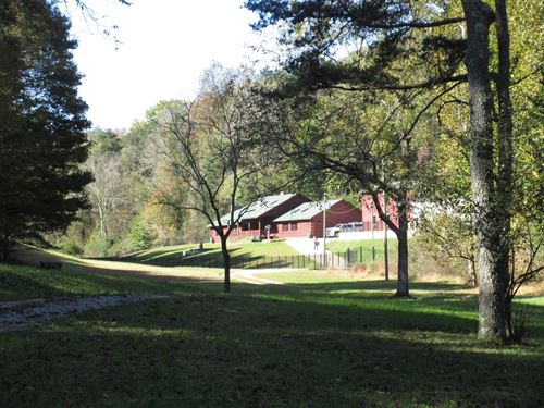 Secluded Home 371.66 Acre Hunters : Harrisville : Ritchie County : West Virginia