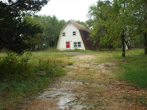 2-Story A-Frame 4 Bedroom 2 Bathro : Sawyer : Choctaw County : Oklahoma
