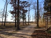 Homesite / Getaway / Horse Property : De Kalb : Bowie County : Texas