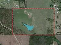 60 Acres, Smokey Cove Rd, Beaurega : Singer : Beauregard Parish : Louisiana