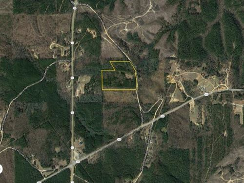 Garner Road Homesite OR Camp And Ti : Carbon Hill : Fayette County : Alabama