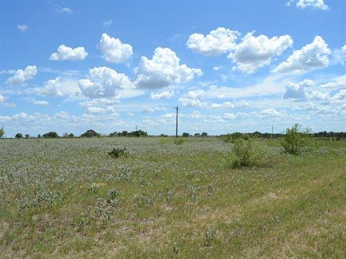 13 Acres South San Antonio, Tx, No : Poteet : Atascosa County : Texas