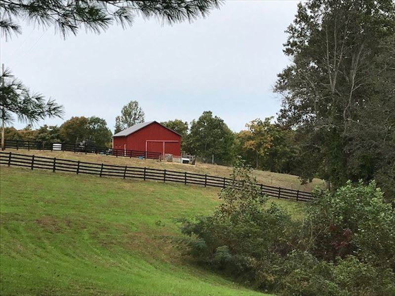 Sold Amish Built Home Barn 16 5 Farm For Sale