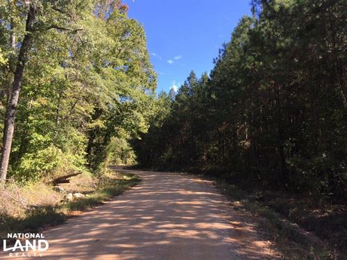 Rock School Road Timber Homesite OR : Harpersville : Shelby County : Alabama
