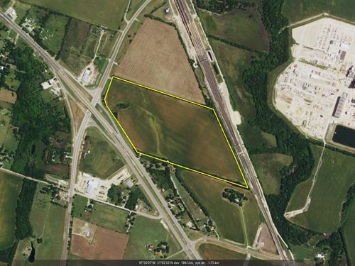 44+ Acres, Us-190 / Loop 363 : Temple : Bell County : Texas