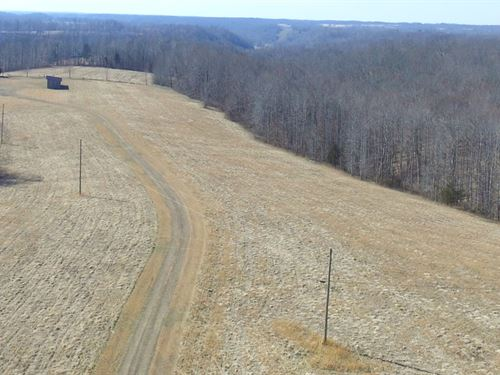 53 Acres/Basement/Utilities/Equip : Hustonville : Casey County : Kentucky