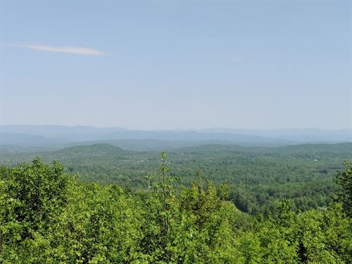 Blue Ridge Parkway Property : Wilkesboro : Wilkes County : North Carolina