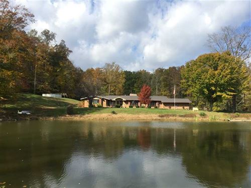 W Allentown Road, 10 Acres, Faye : Connersville : Fayette County : Indiana