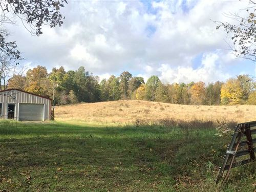 W Allentown Road, 45 Acre Hunting : Connersville : Fayette County : Indiana