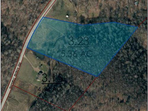 Tennessee Land Creek Pond Spring : Waynesboro : Wayne County : Tennessee