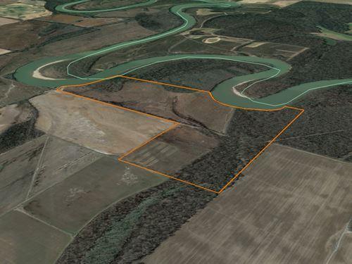 Black River Bend : Swifton : Jackson County : Arkansas