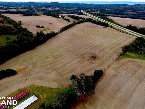 Highway 321 Farmland Investment Pro : Lenoir City : Loudon County : Tennessee