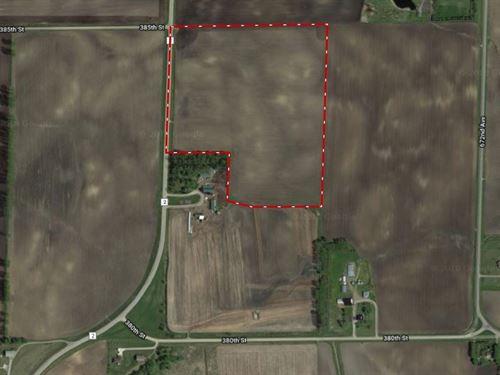 Watkins MN Ag Land Meeker County MN : Watkins : Meeker County : Minnesota