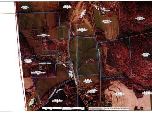 Farm Acreage, Bradford County, PA : Canton : Bradford County : Pennsylvania