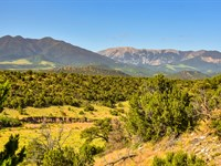 Ranch With Electricity & Creek : Walsenburg : Huerfano County : Colorado